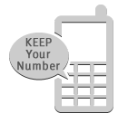 Keep Your Number