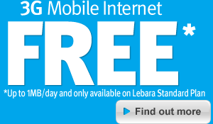 FREE 3G Mobile Internet